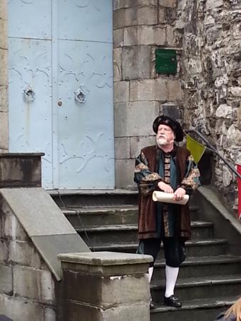 Путешествие в средневековый Берген