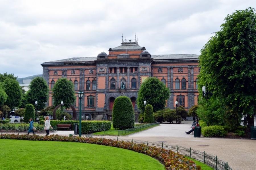 Бергенский музей искусств