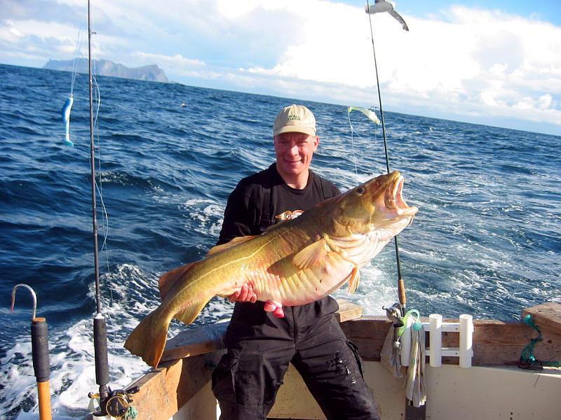 рыбалка в Норвегии