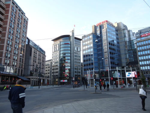 Скоро в центре Осло совсем не будет автомобилей