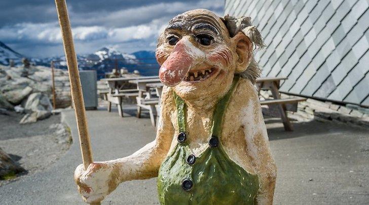 Новые средства привлечения туристов в Норвегию