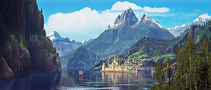 «Холодное сердце» привело к повышенной популярности Норвегии среди иностранных туристов