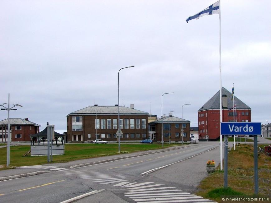 В Норвежском городе Вардё прошел кинофестиваль