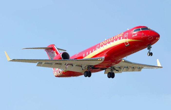 Авиакомпания «Руслайн» свяжет Берген с Санкт-Петербургом