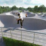 В Осло начал функционировать новый скейт-парк
