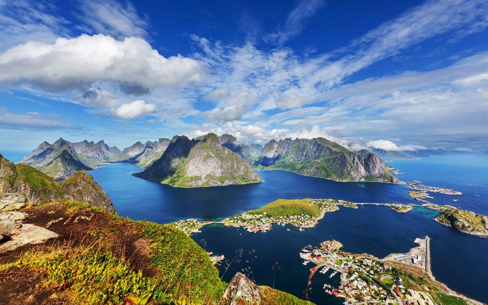 Норвегии