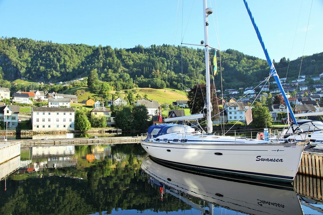 Яхтинг в Бергене